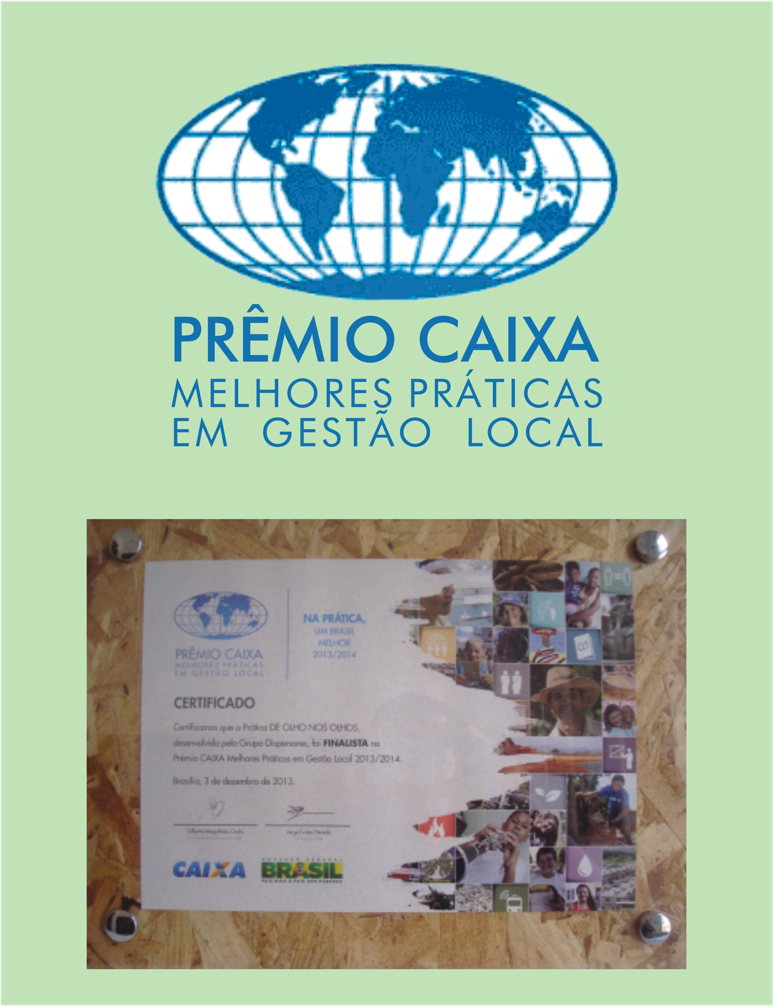 CAIXA Melhores Práticas Award